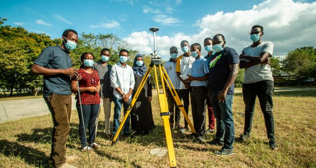 Equipping University Students with Digital Geospatial Skills– More than 10,000 Flood Data Points Mapped in Eight Weeks